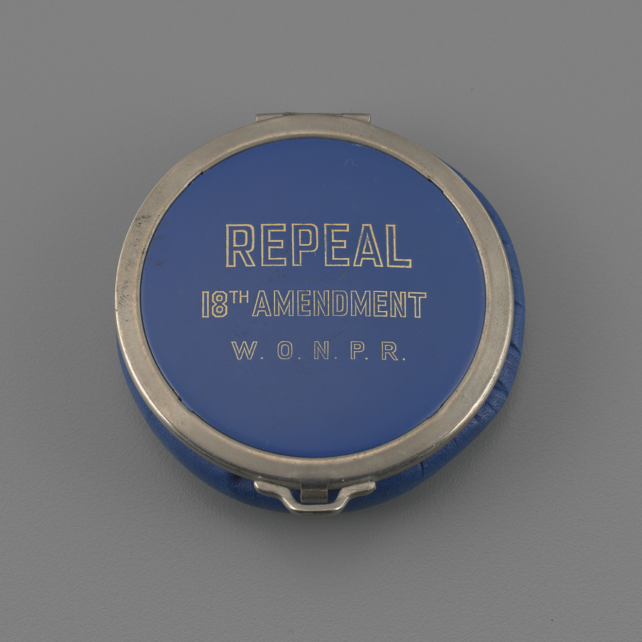 """Repeal 18th Amendment W.O.N.P.R."" Makeup Compact"
