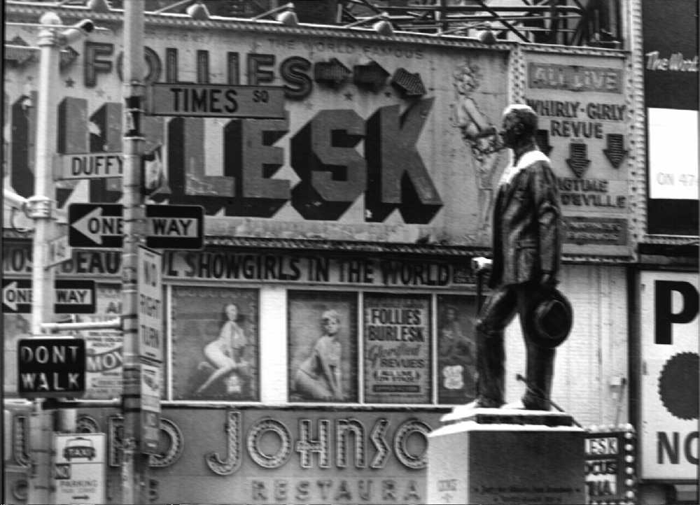 Jan Lukas (1915-2006). Broadway & Times Square, 1967, 1967. Museum of the City of New York. 93.92.1