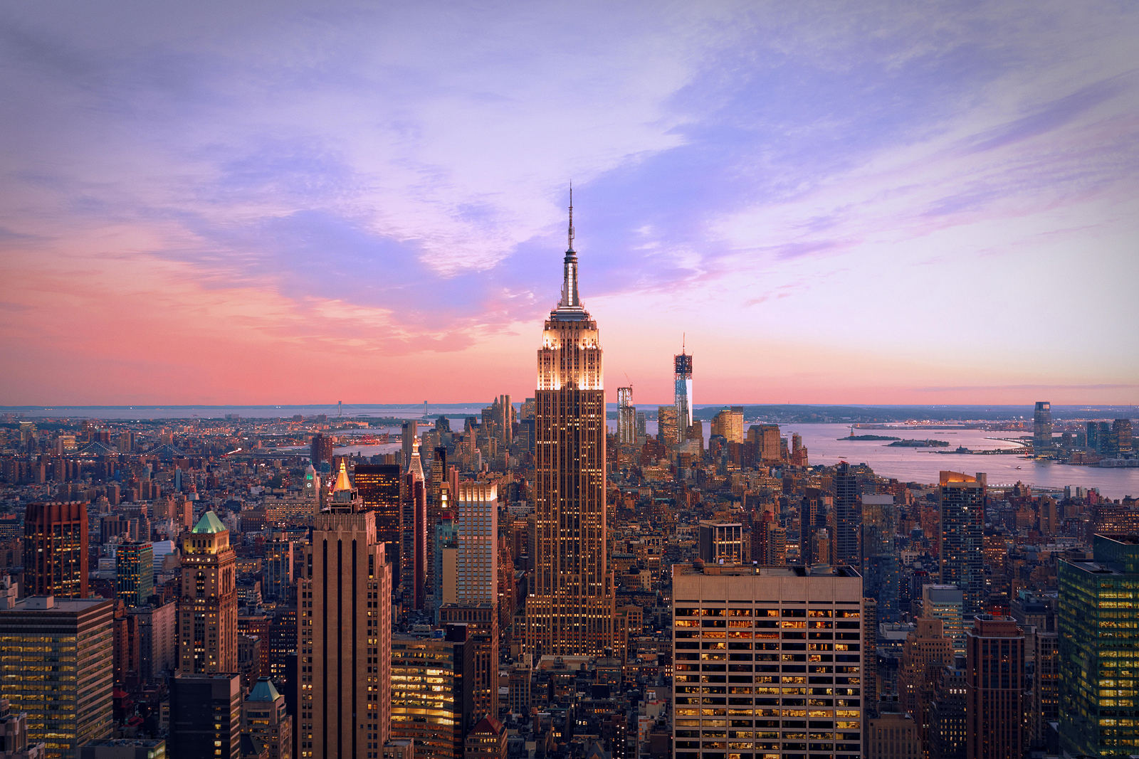 纽约市的照片