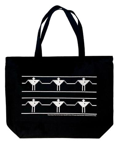 a picture of the IROQUOIS SIX TRIBES TOTE
