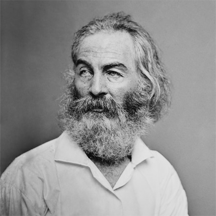 Photograph of Walt Whitman, 1862
