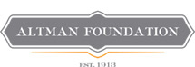 Altman Foundation Centennial Badge Logo