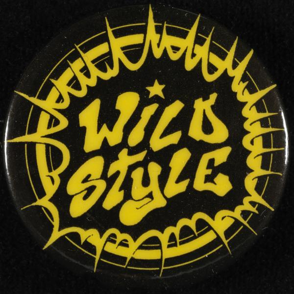 Wild Style, ca. 1983. Museum of the City of New York. X2012.12.58.