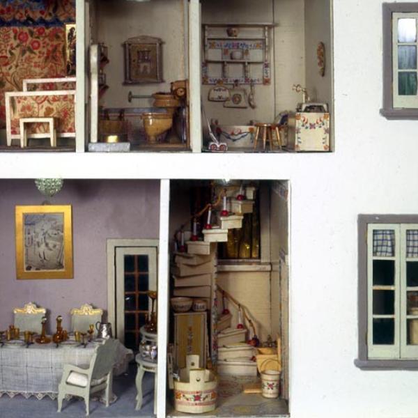 Stettheimer Dollhouse