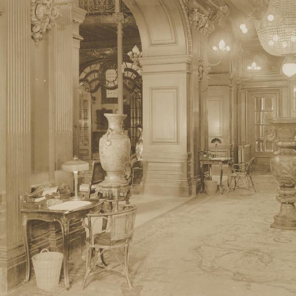 Byron Company, Ansonia Hotel, 1919