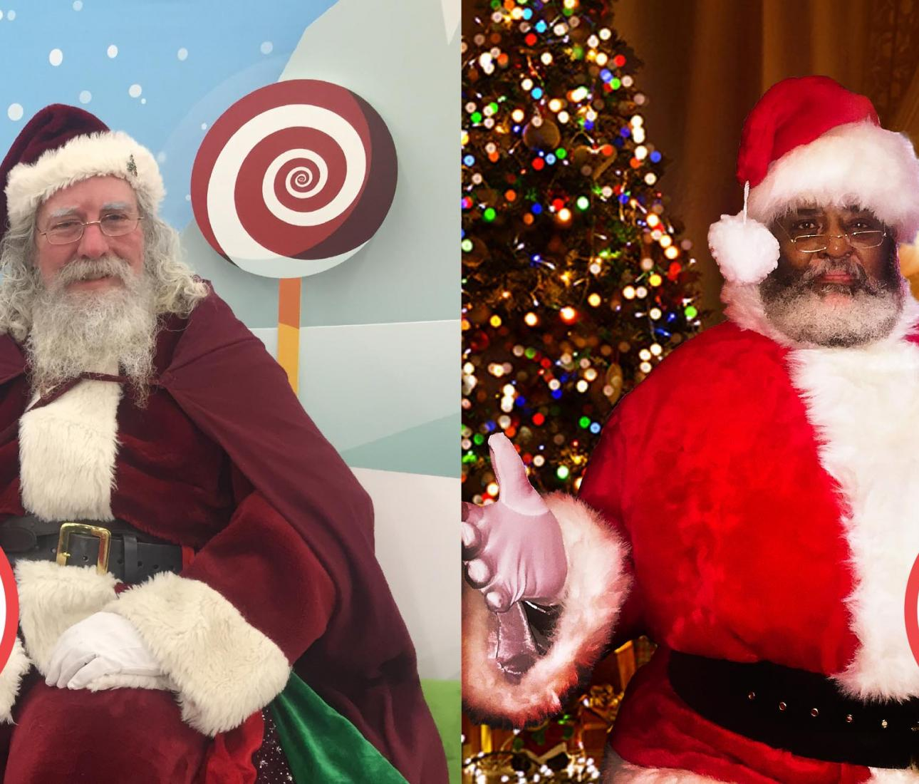 Santa at the Museum