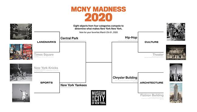 MCNY 광기 아키텍처 승리
