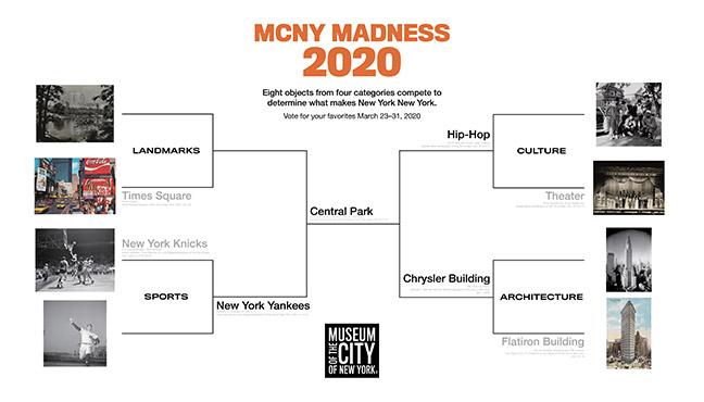 MCNY 광기 센트럴 파크 승리
