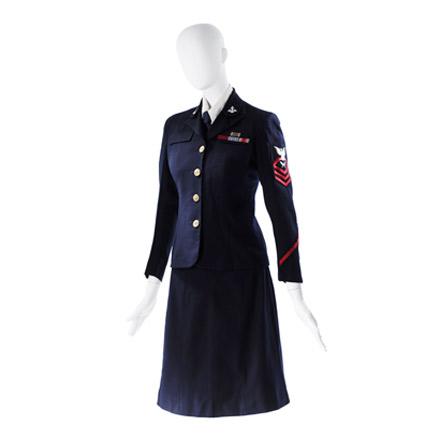Mainbocher 미 해군 파도 유니폼