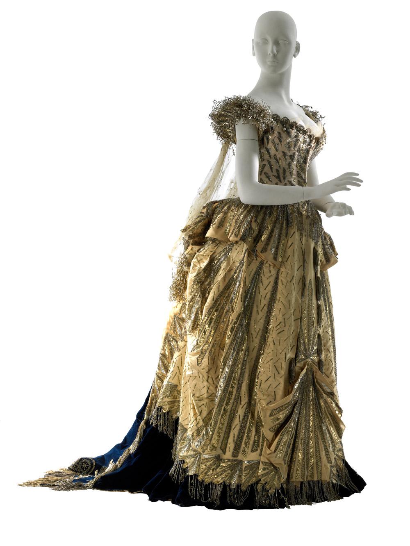 일렉트릭 라이트 팬시 드레스 의상, 1883