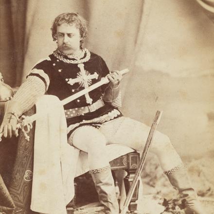 Mora (b. 1849). Mr. Charles Ross.
