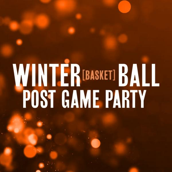 Miniatura de la fiesta del juego de la canasta de bolas de invierno 2020