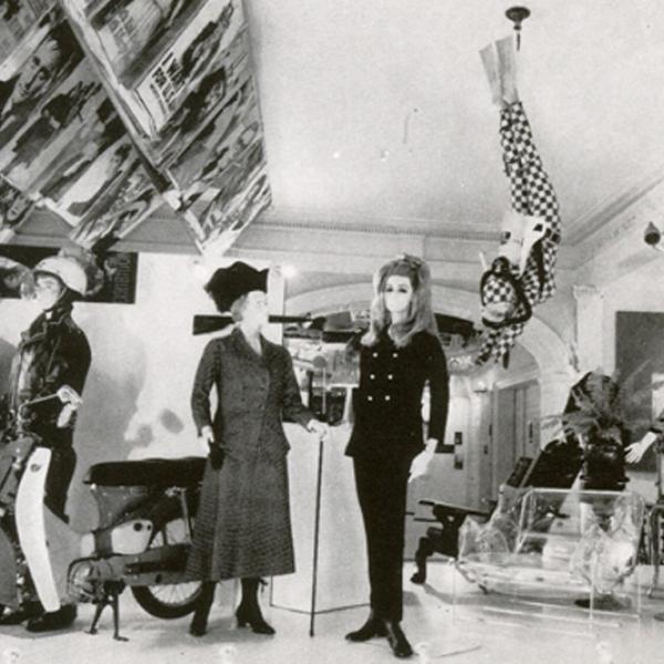 """Trecho do """"Relatório Anual do Museu da Cidade de Nova York e Museu Marítimo da Cidade de Nova York 1967-1968"""". Museu da cidade de Nova York"""