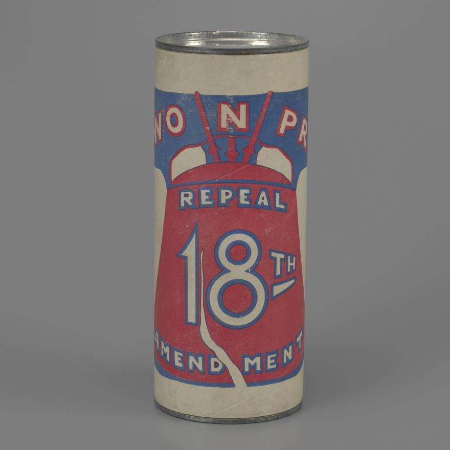 Collection Canister