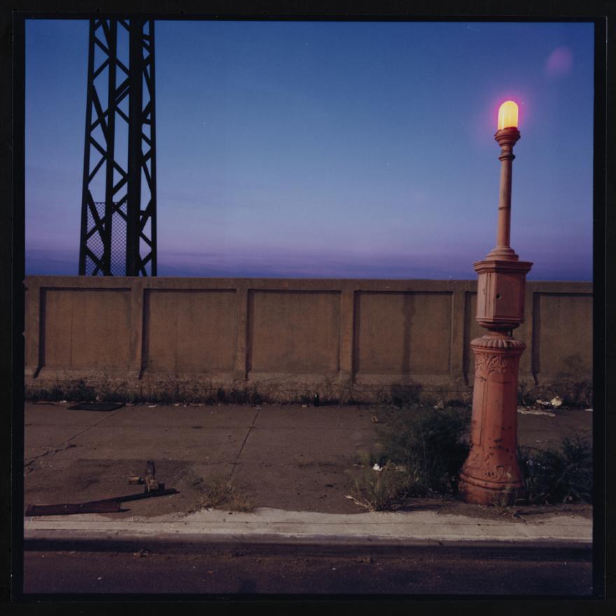 Jan Staller, Fire alarm box at 11th Avenue, 1978, 2015.5.13