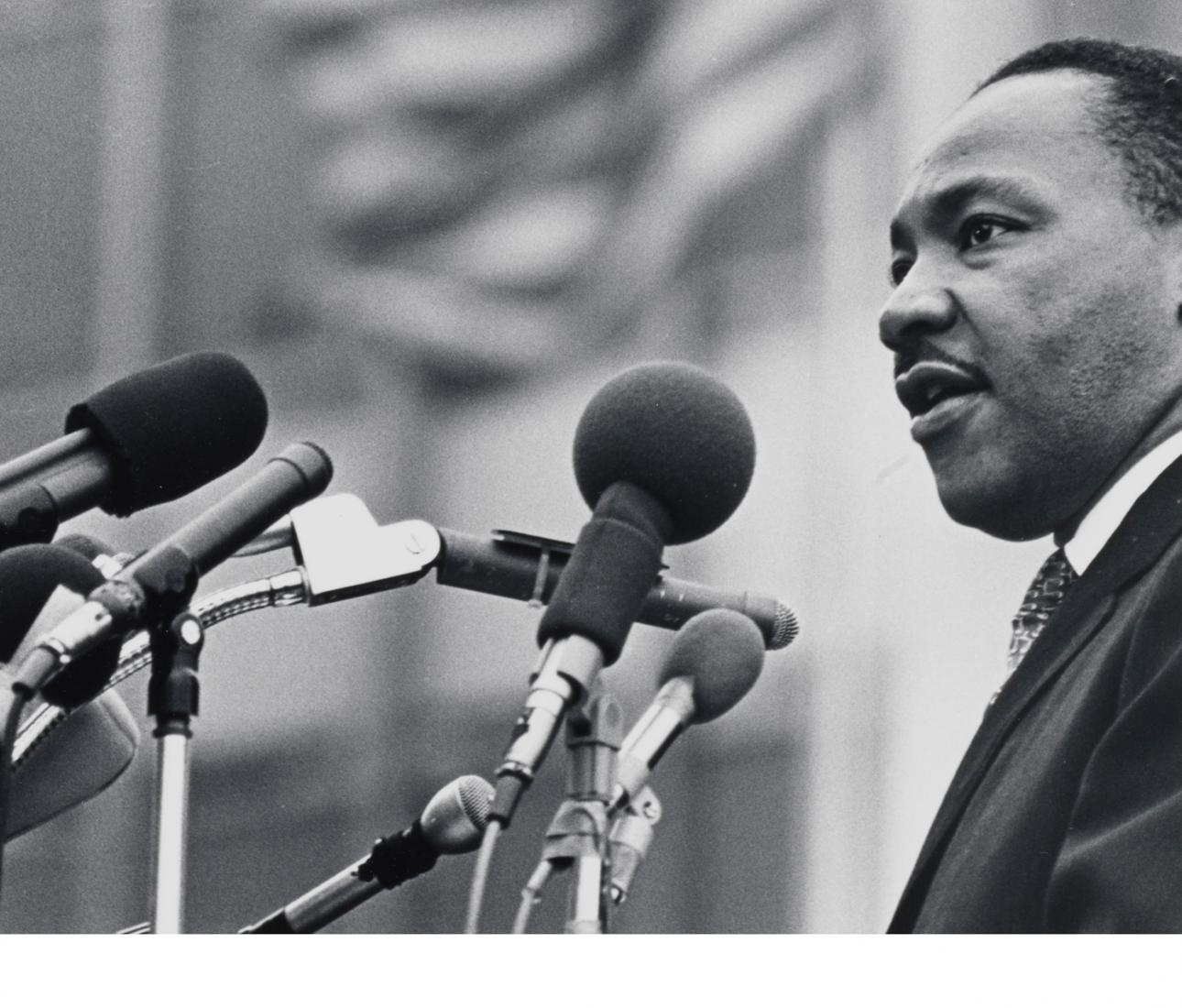 Honrando al Dr. Martin Luther King Jr.