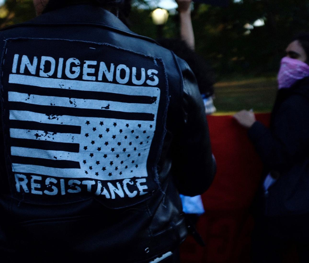 Big Fun: l'art indigène et la performance comme résistance